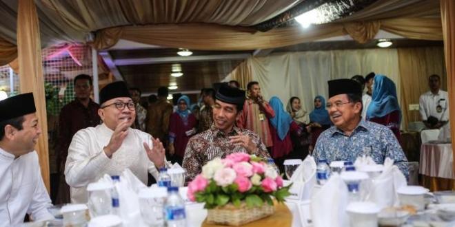 zulkifli hasan desak jokowi segera reshuffle kabinet kerja