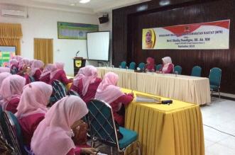 Betti Shadiq Pasadigoe Gelar Acara Prosiding Kegiatan Seminar Anggota