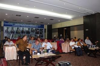 Saiful Bahri Ruray Gelar Sosialisasi Empat Pilar Bersama Mahasiswa dan OKP se-Kota Ternate