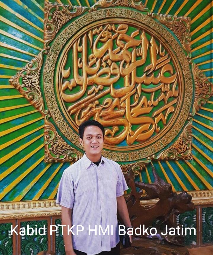 Demi Ummat Dan Bangsa, Kabid PTKP HMI Badko Jatim Kecam